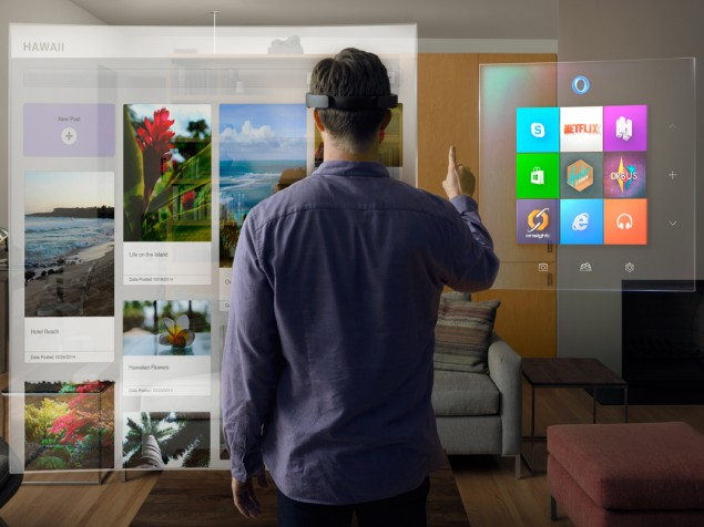 Hololens Windows 10